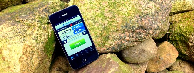 Runtastic App: mit Routen navigieren